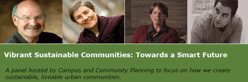Vibrant sustainable communities