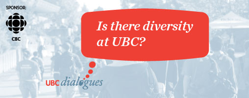 UBC Dialogues: Vancouver - University of a Billion Chinese: Is there diversity at UBC?