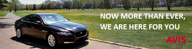 Avis - Now more than ever, we are here for you.