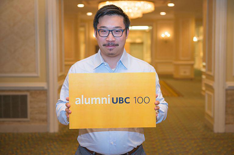 alumni UBC 100