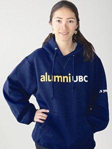 alumni UBC Hoodie