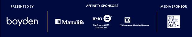 alumni UBC 2017 Achievement Award Sponsors