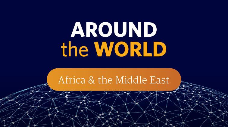 <em>alumni UBC</em> Around the World: Africa & the Middle East