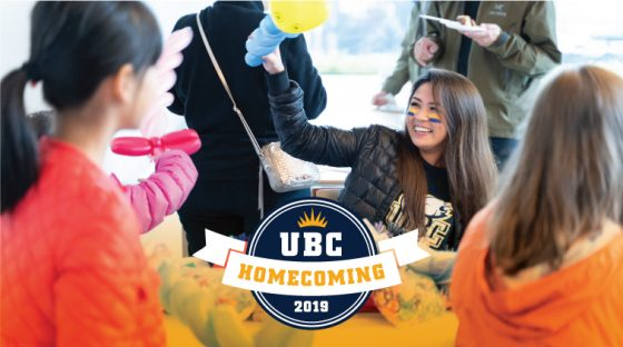 Alumni Day at UBC Homecoming 2019