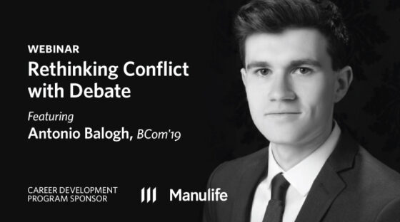 Rethinking Conflict with Debate
