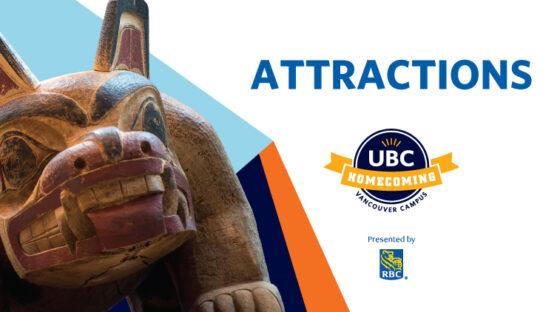 UBC Attractions