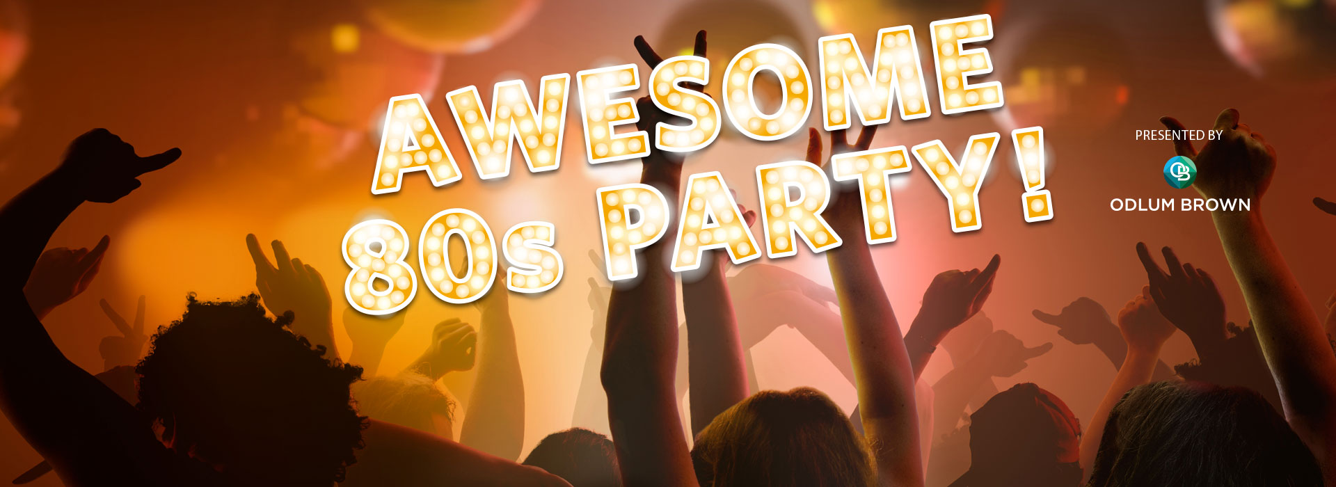 THE BEST '80s PARTY SINCE... THE '80s!