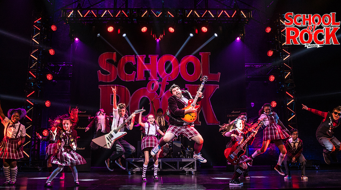 School of Rock - Broadway Across Canada