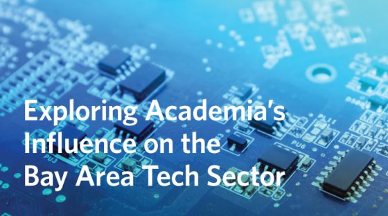 Exploring Academia's Influence on the Bay Area Tech Sector