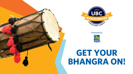 Get Your Bhangra On!