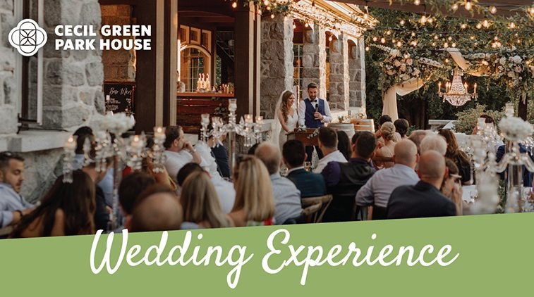 Cecil Green Park House Wedding Experience