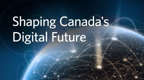 Shaping Canadas Digital Future