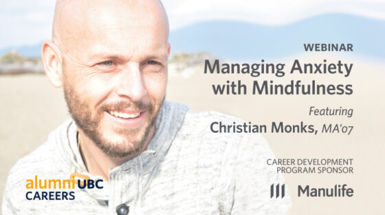 Managing Anxiety with Mindfulness