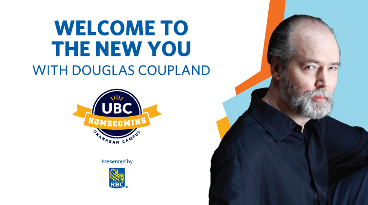 Welcome to the New You with Douglas Coupland