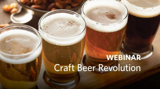 Webinar - Craft Beer Revolution