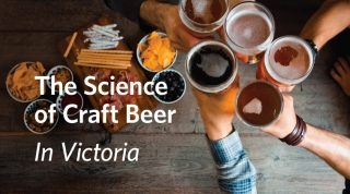 The Science of Craft Beer - In Victoria
