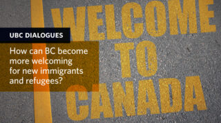 How can BC become more welcoming for new immigrants and refugees