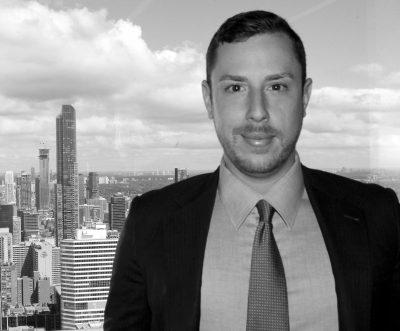 Evan Weinberg, BA '08: Shaking things up in Toronto