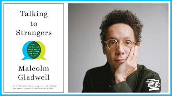Malcolm Gladwell In Conversation with Lisa Christiansen