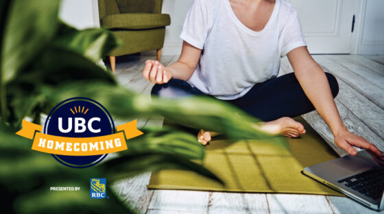Homecoming 2020 - Presented by RBC Royal Bank - Stretching