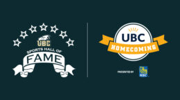 Homecoming 2020 - Presented by RBC Royal Bank - UBC Sports Hall of Fame