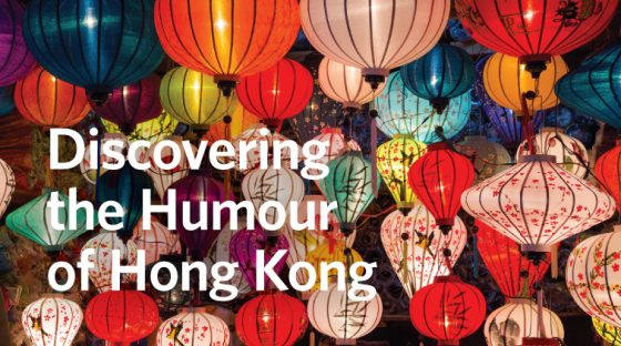 Discovering the Humour of Hong Kong
