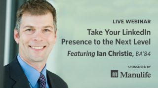Live Webinar: Take Your LinkedIn Presence to the Next Level