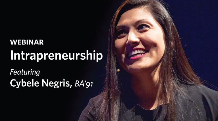 Intrapreneurship: Taking Charge and Making Change During Times of Adversity