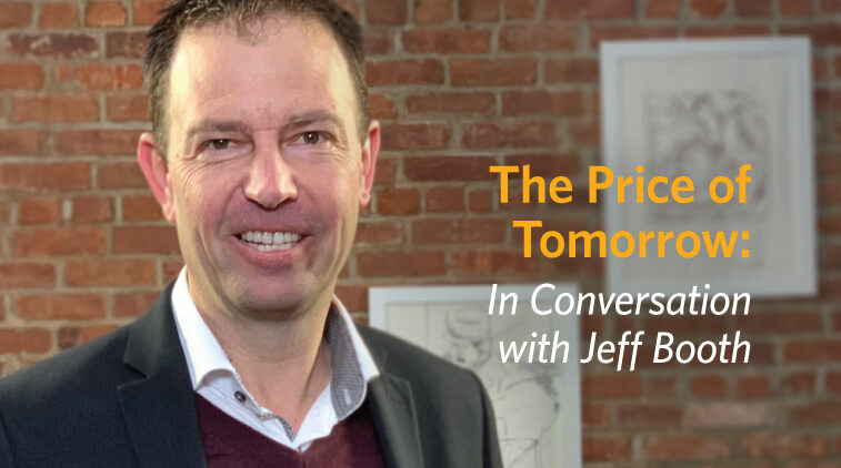 *Cancelled* The Price of Tomorrow: In Conversation with Jeff Booth