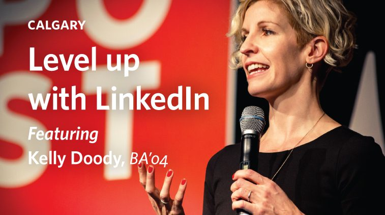 Level up with LinkedIn (in Calgary)