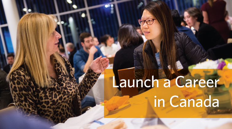 Launch a Career in Canada
