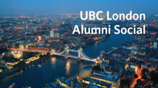 UBC London Alumni Social