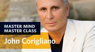 Master Mind Master Class with John Corigliano