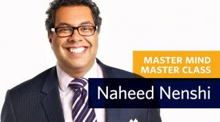 Master Mind Master Class with Naheed Nenshi