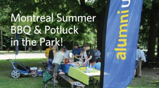 Montreal Summer BBQ & Potluck in the Park