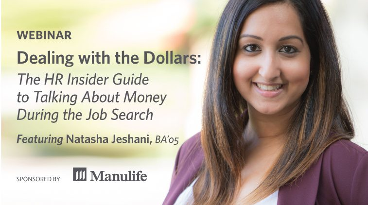 Dealing with the Dollars: The HR Insider Guide to Talking About Money During the Job Search