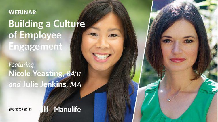 Webinar: Building a Culture of Employee Engagement
