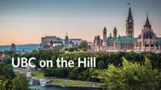 UBC on the Hill - Ottawa