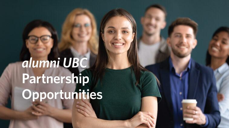 alumni UBC Partnership Opportunities