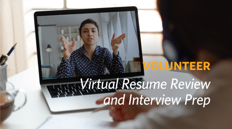 Offer Virtual Resume Reviews and Interview Prep - alumni UBC