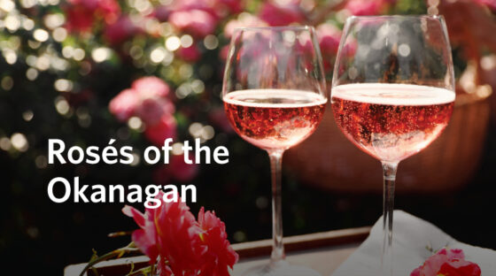 Okanagan Wine Tasting