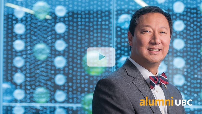 Prof. Santa J. Ono – Video Message to Alumni