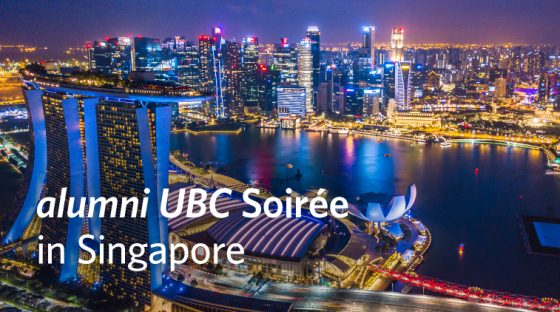 alumni UBC Soiree in Singapore