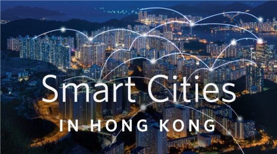 Smart Cities - in Hong Kong