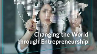 Changing the World through Entrepreneurship, June 18 in Toronto