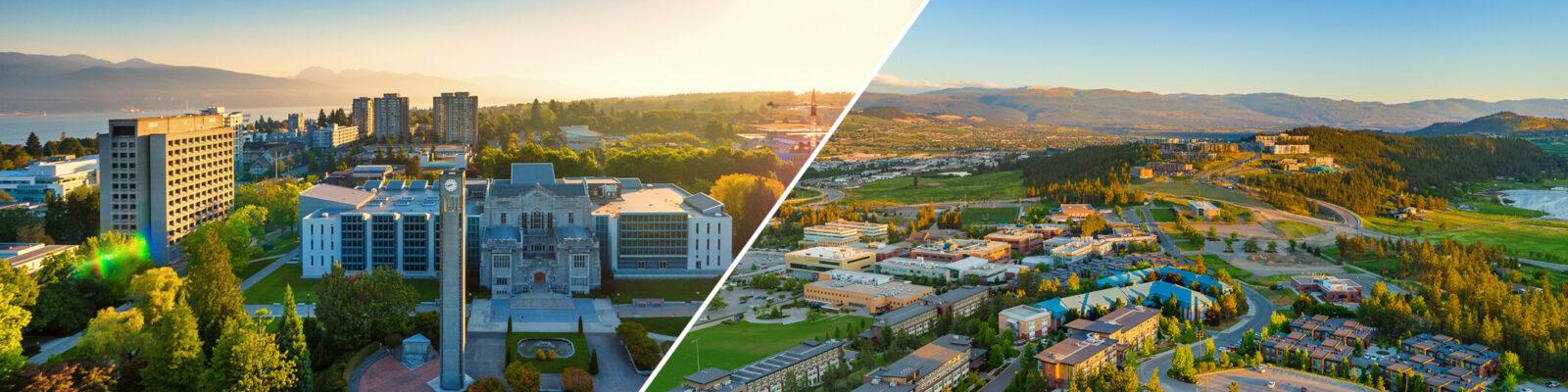 UBC campuses