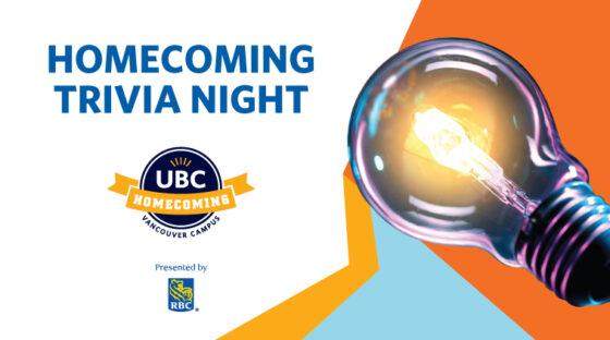 Homecoming Trivia Night