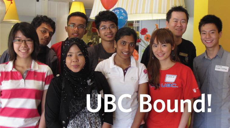 UBC Bound!