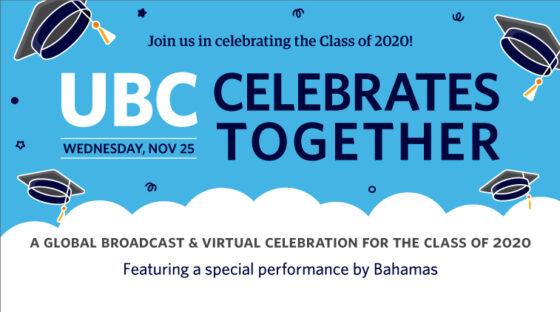 UBC Celebrates Together