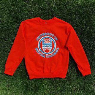 alumni UBC Retro Sweatshirt (front)
